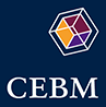 Logo for the centre of evidence-based medicine