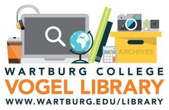 Vogel Library logo