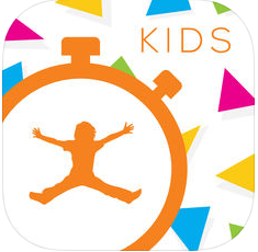 App icon for Sworkit Kids