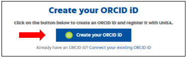 Create your ORCID iD
