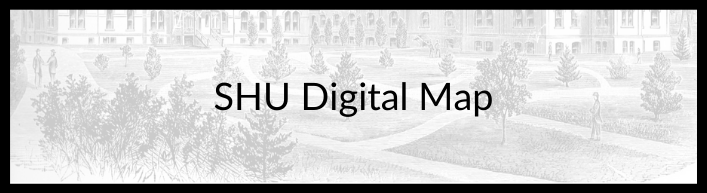 SHU Digital Map site