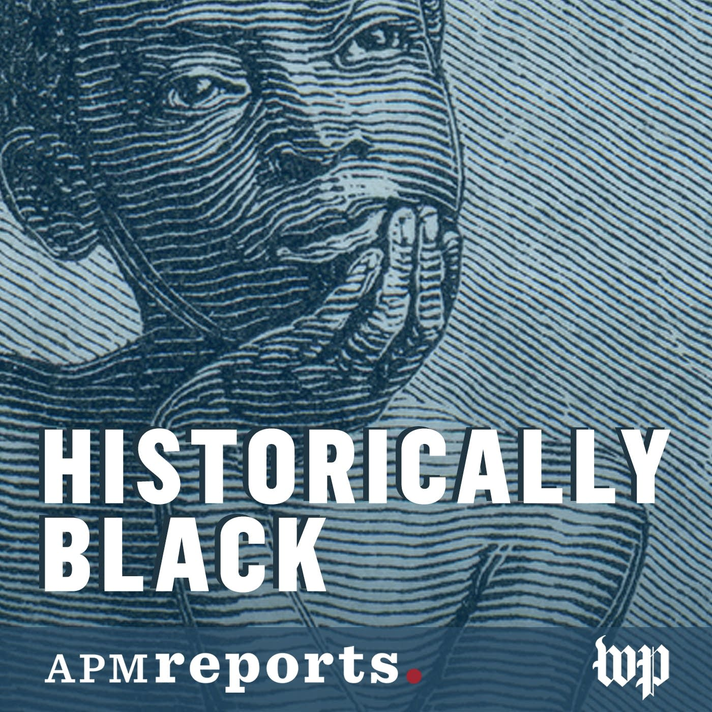 Historically Black podcast artwork
