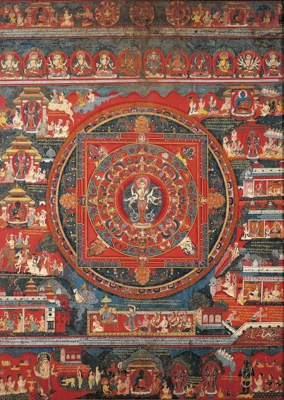 Mandala of Amaghapasa image