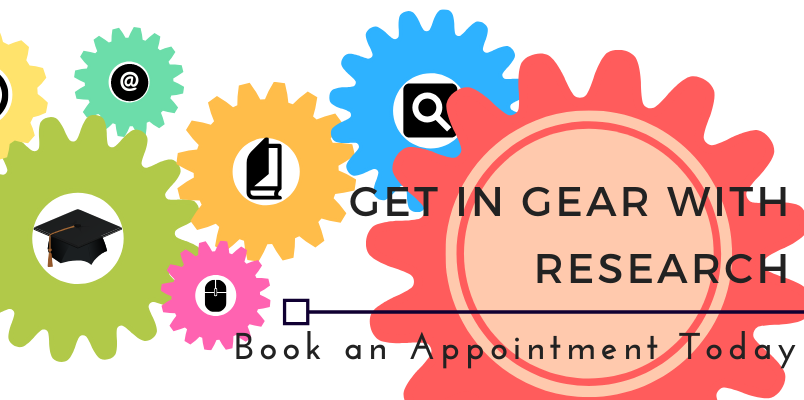 Schedule a Research Appointment