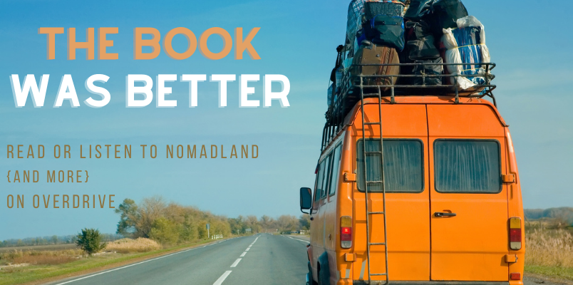 Nomadland and more on Overdrive