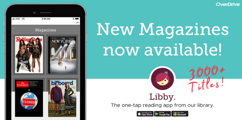 Digital Magazine Collection -- Click to Find