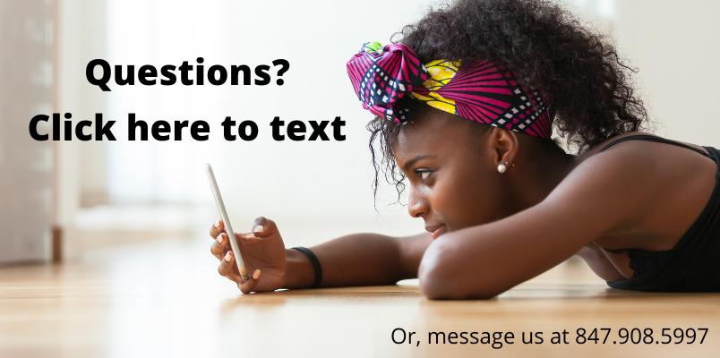 Send us a text 847-908-5997
