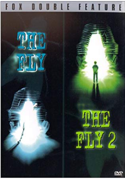 DVD cover of The Fly The Fly 2