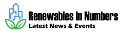 Renewables in numbers Latest news & events