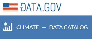 Data.gov Climate Data Catalog