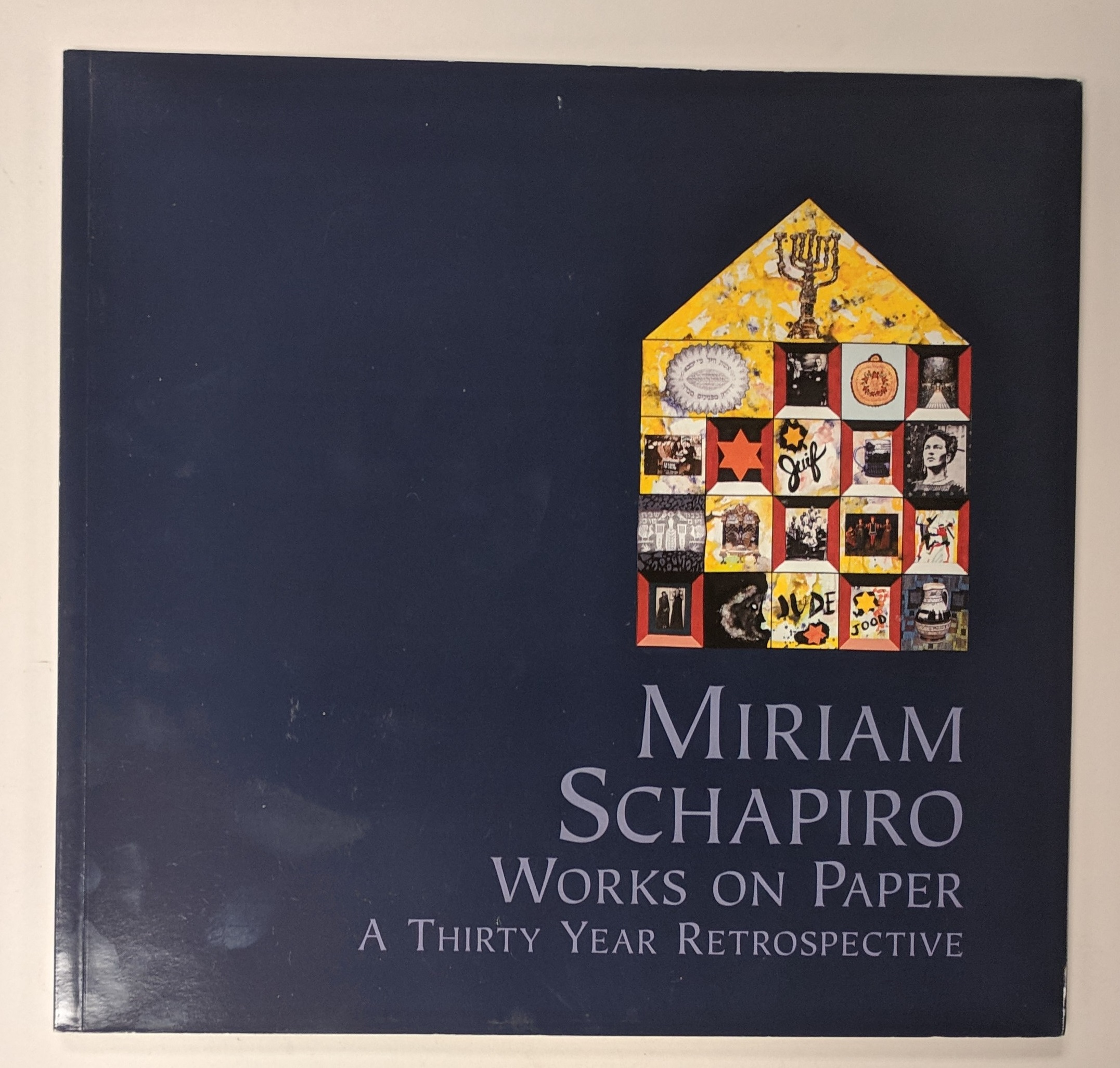 Miriam Schapiro-Works on Paper: A Thirty-Year Retrospective