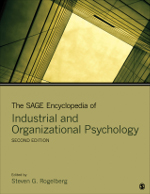 Sage Encycopedia of Industrial and Organizational Psychology book cover