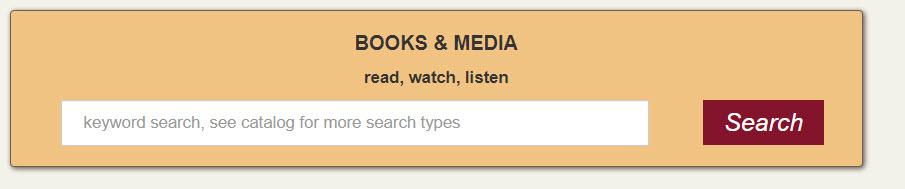 Books & Media Box