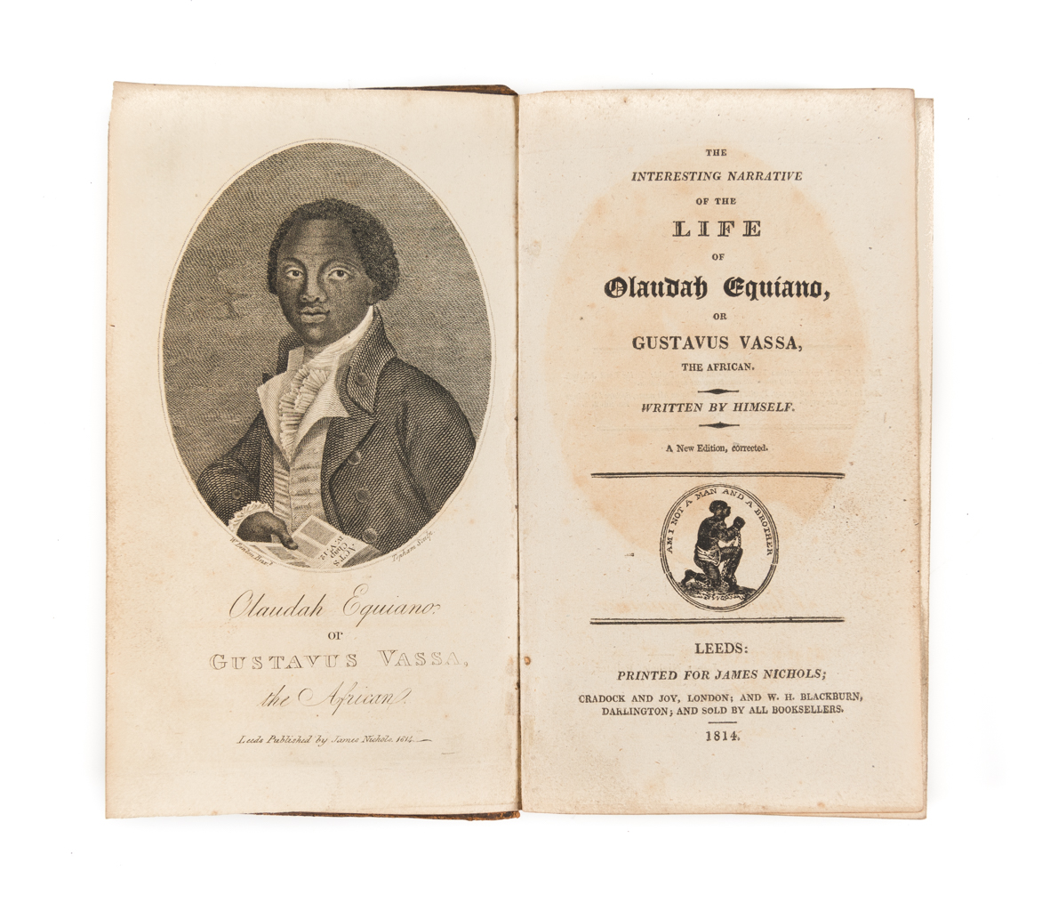 Interesting Narrative of the Life of Olaudah Equiano - Leeds 1814