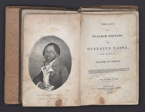 Interesting Narrative of the Life of Olaudah Equiano - Boston 1837