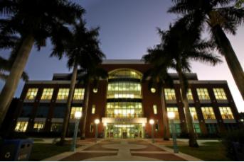Central Campus Entrance
