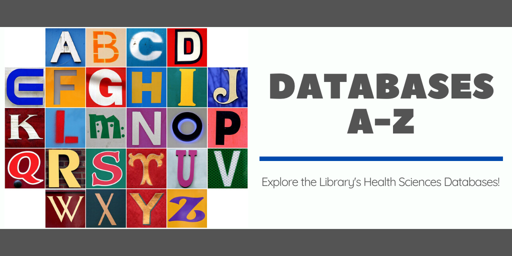 Databases A-Z