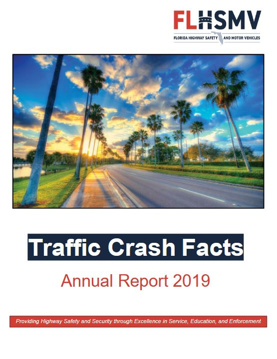 Florida Traffic Crash Facts Annual Report 2019