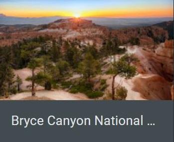 Bryce Canyon Narional Park, Utah