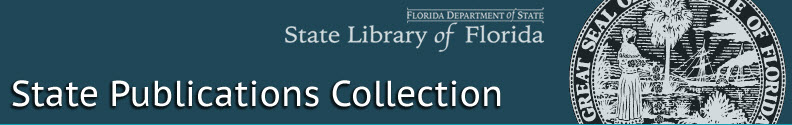 State Library of Florida logo
