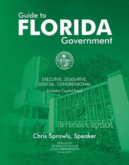 2021 Guife to Florida Government January 2021