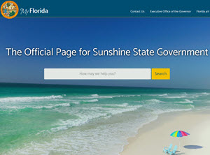 The official page for Sunshine State Government