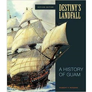 Destiny's Landfall by Robert F Rogers