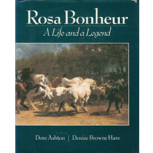 A Life and a Legend by Dore Ashton & Denise B Hare
