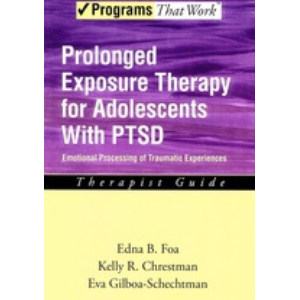 Prolonged Exposure Therapy for Adolescents with PT