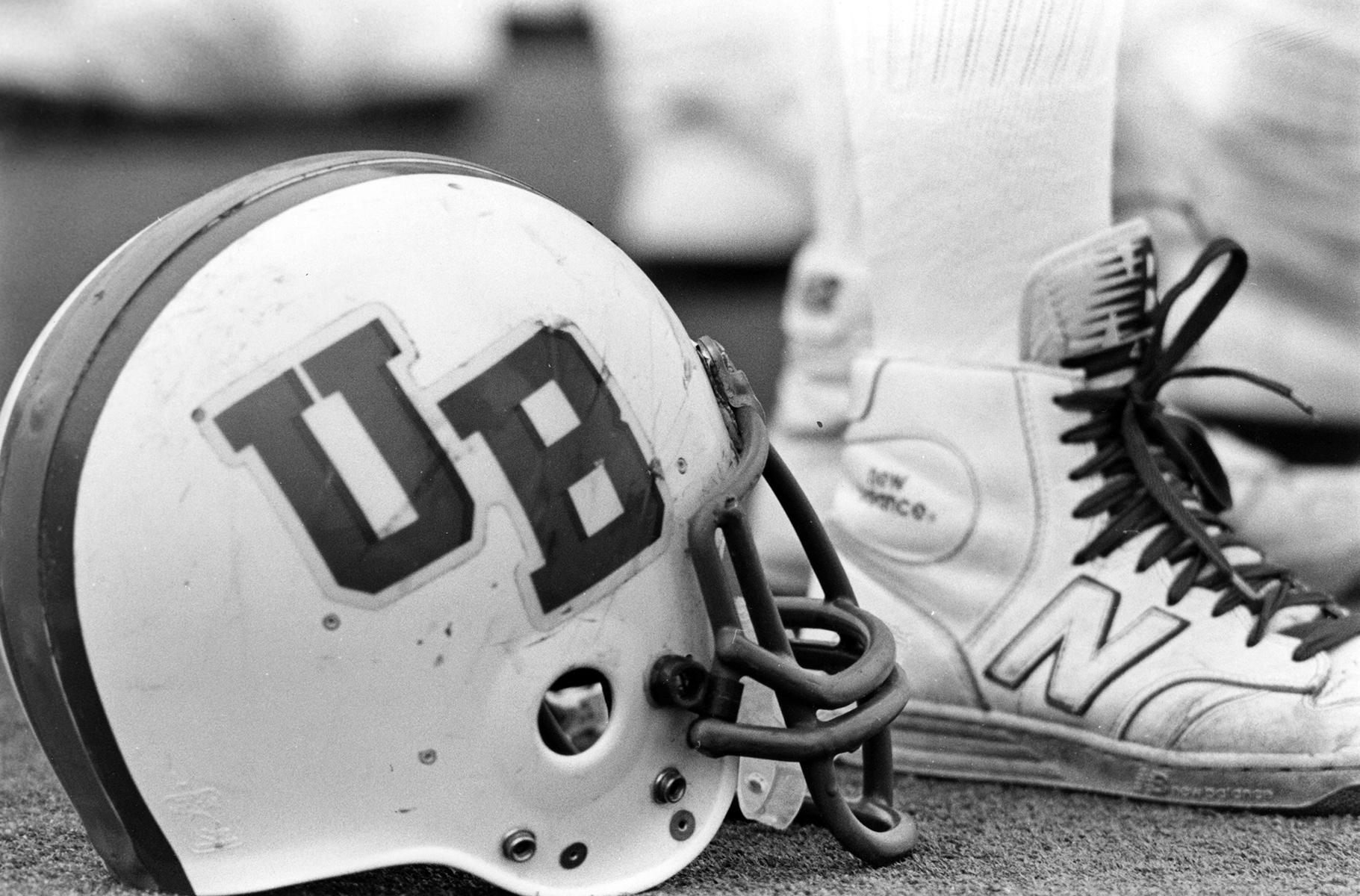 1986 UB Footbal Helmet