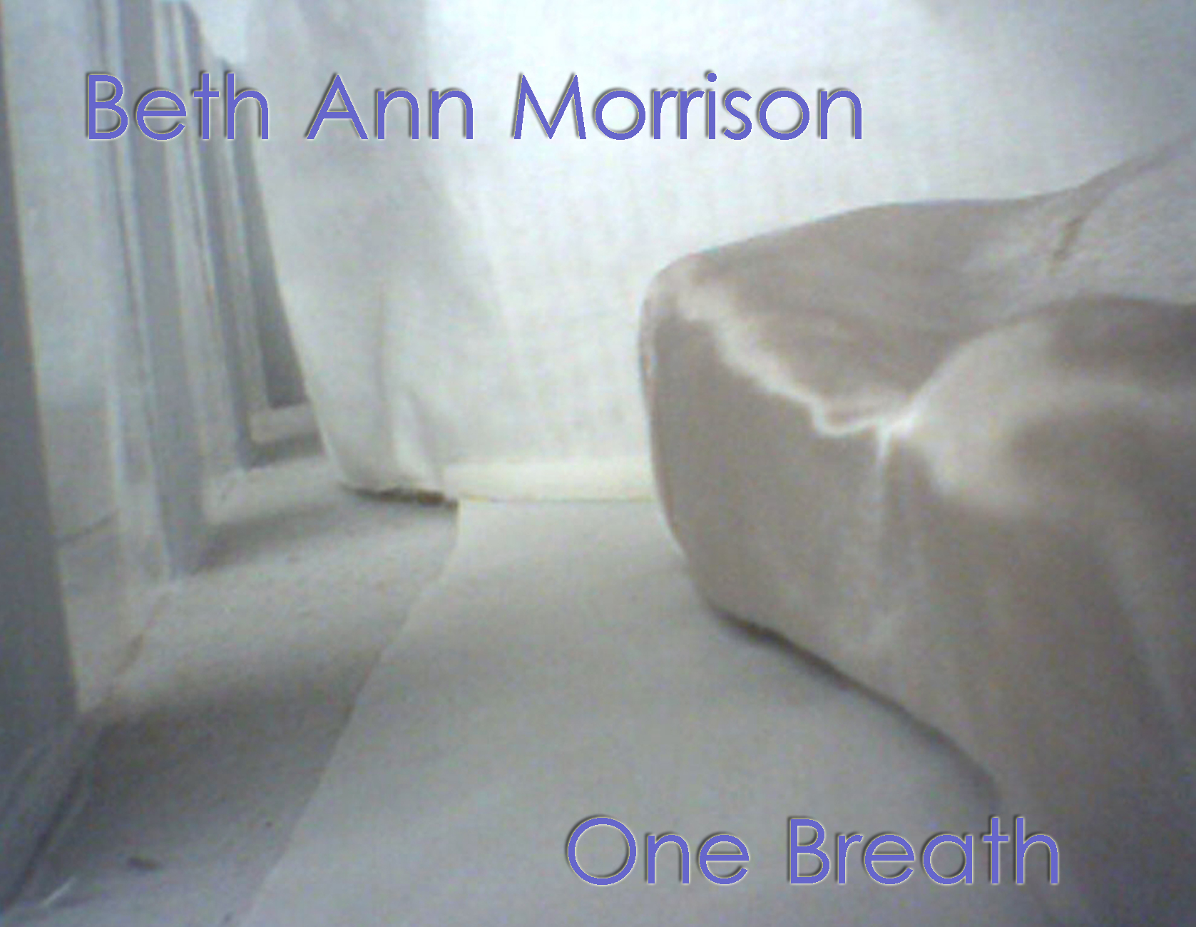 Beth Ann Morrison: One Breath Postcard (Front)