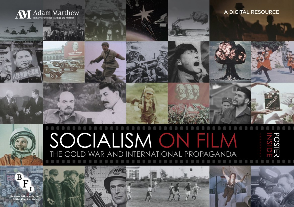 Collection of movie stills of communists or socialists