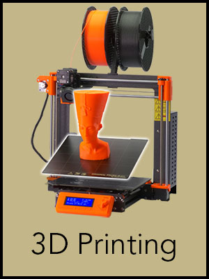 Image of Prusa 3D Printer