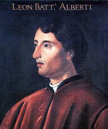 Image of Leon Battista Alberti