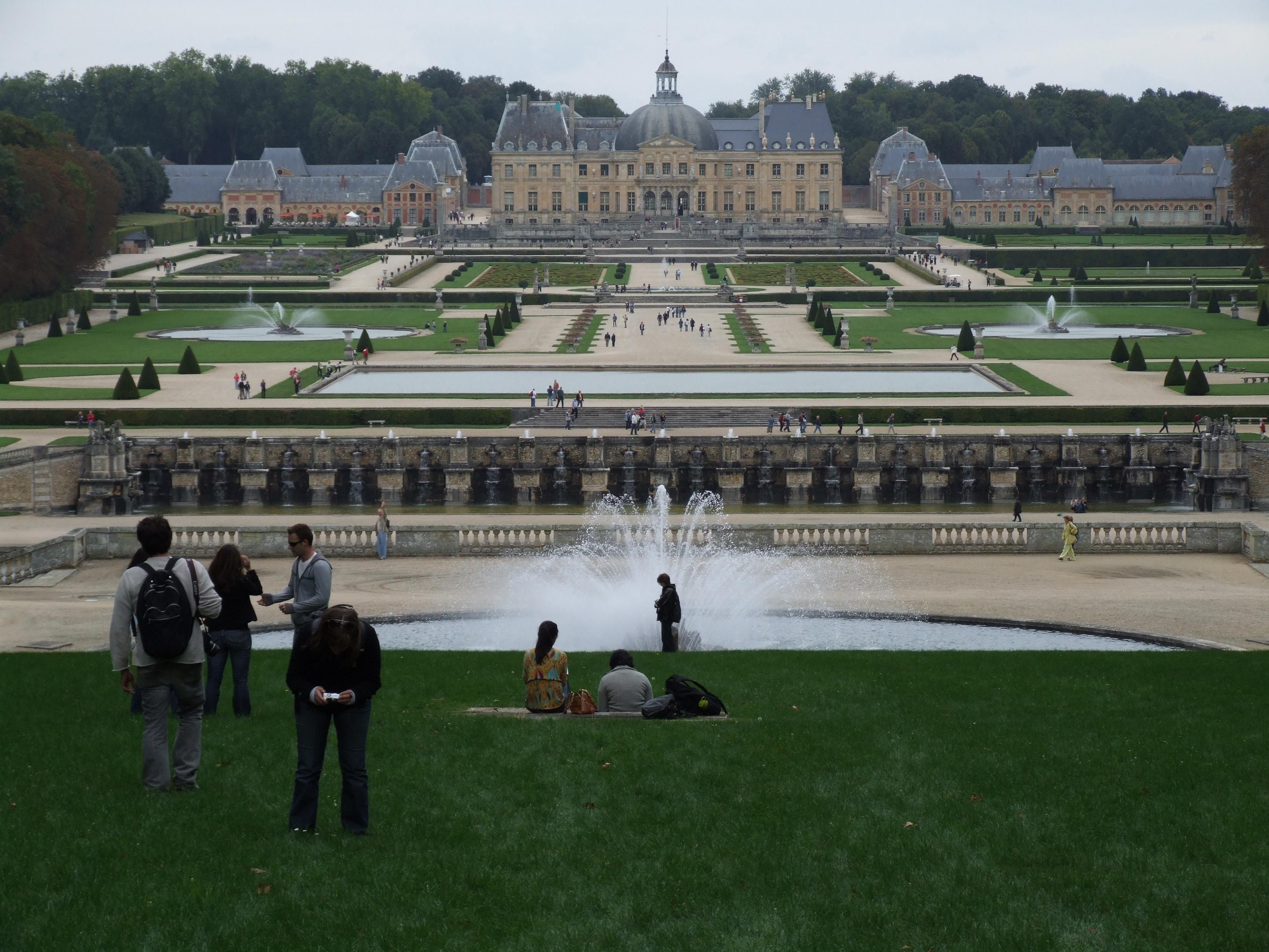 Image of Chateau Vaux-le-Vicomte