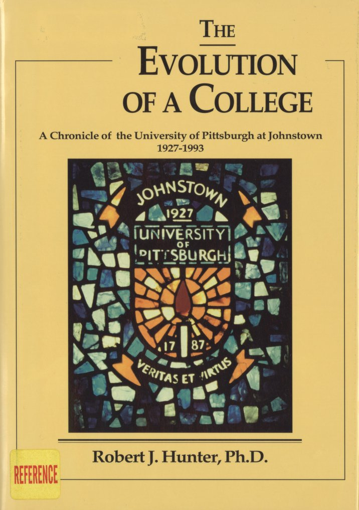 book cover of The Evolution of a College