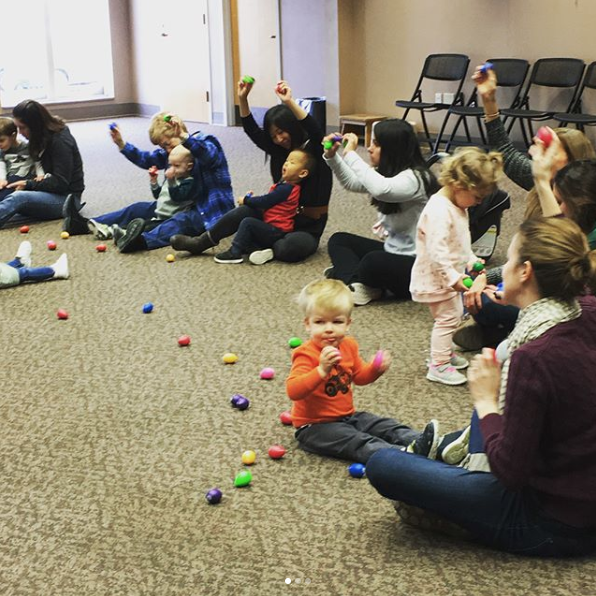 Toddler Music Class (Ages 1-3 Registration Required)
