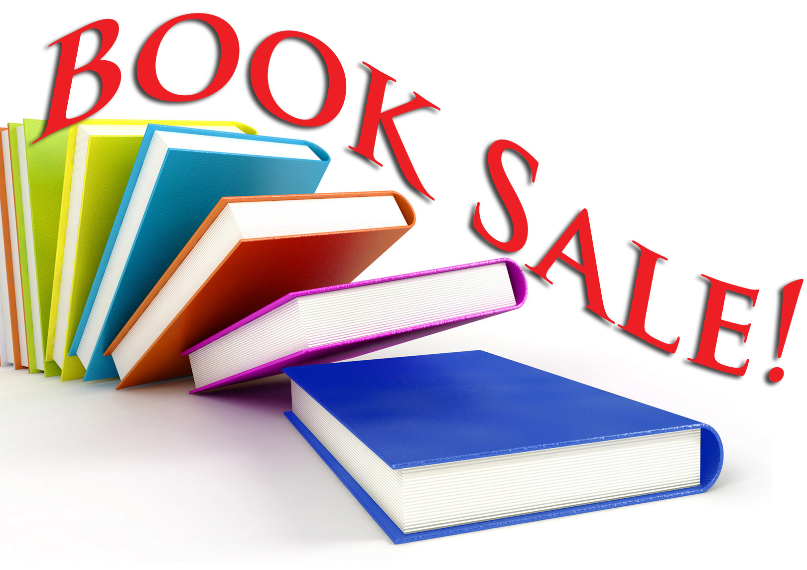 Special Event: Spring Book Sale