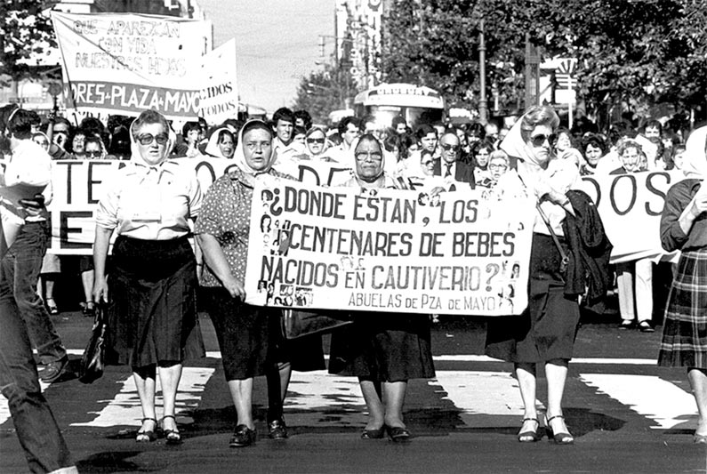 Photo of Abuelas de Plaza de Mayo