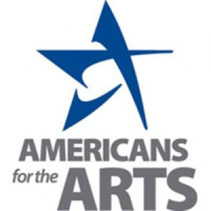 Americans for the Arts logo.