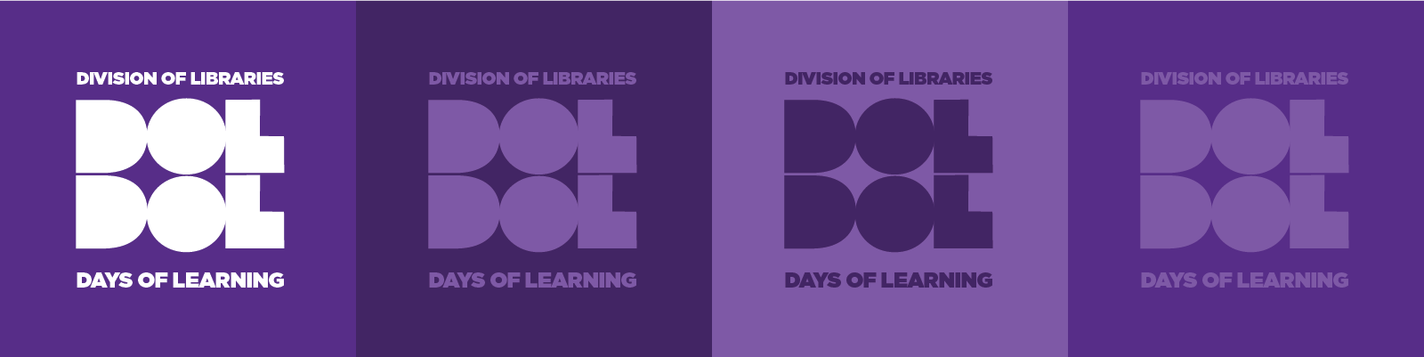 Division of Libraries Days of Learning logo.