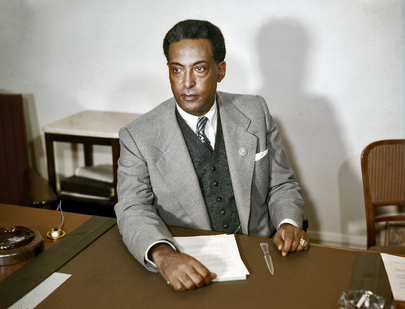 Bitwodded Makonnen Endalkachau from Ethiopia