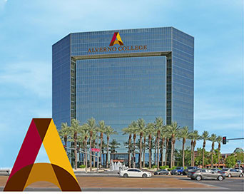 This is a color photo of the proposed Mesa, Arizona location for Alverno College