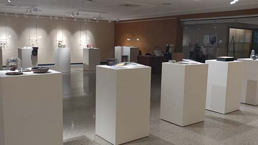 Art & Cultures Gallery Fall 2018