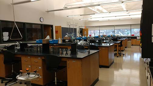Read Center Science Classroom