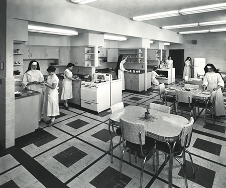 1950's Cooking Class