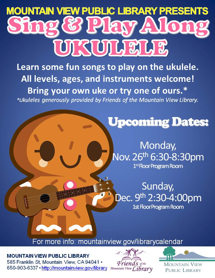 Holiday Ukulele