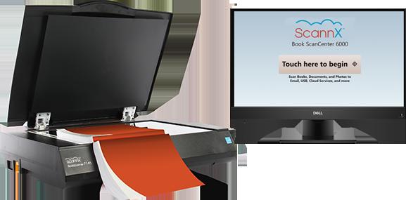 Scannx Flatbed Scanner