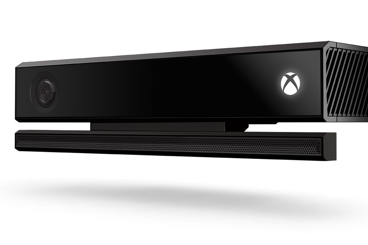 Image of the XBOX 1 Kinect