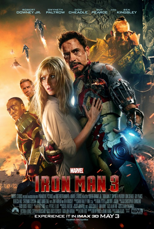 NC Film Summer Film Series: Iron Man 3
